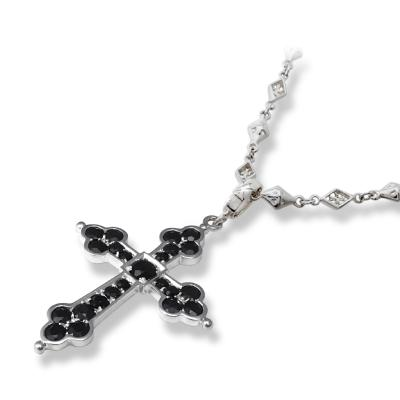 Large Gothic Cross Pendant